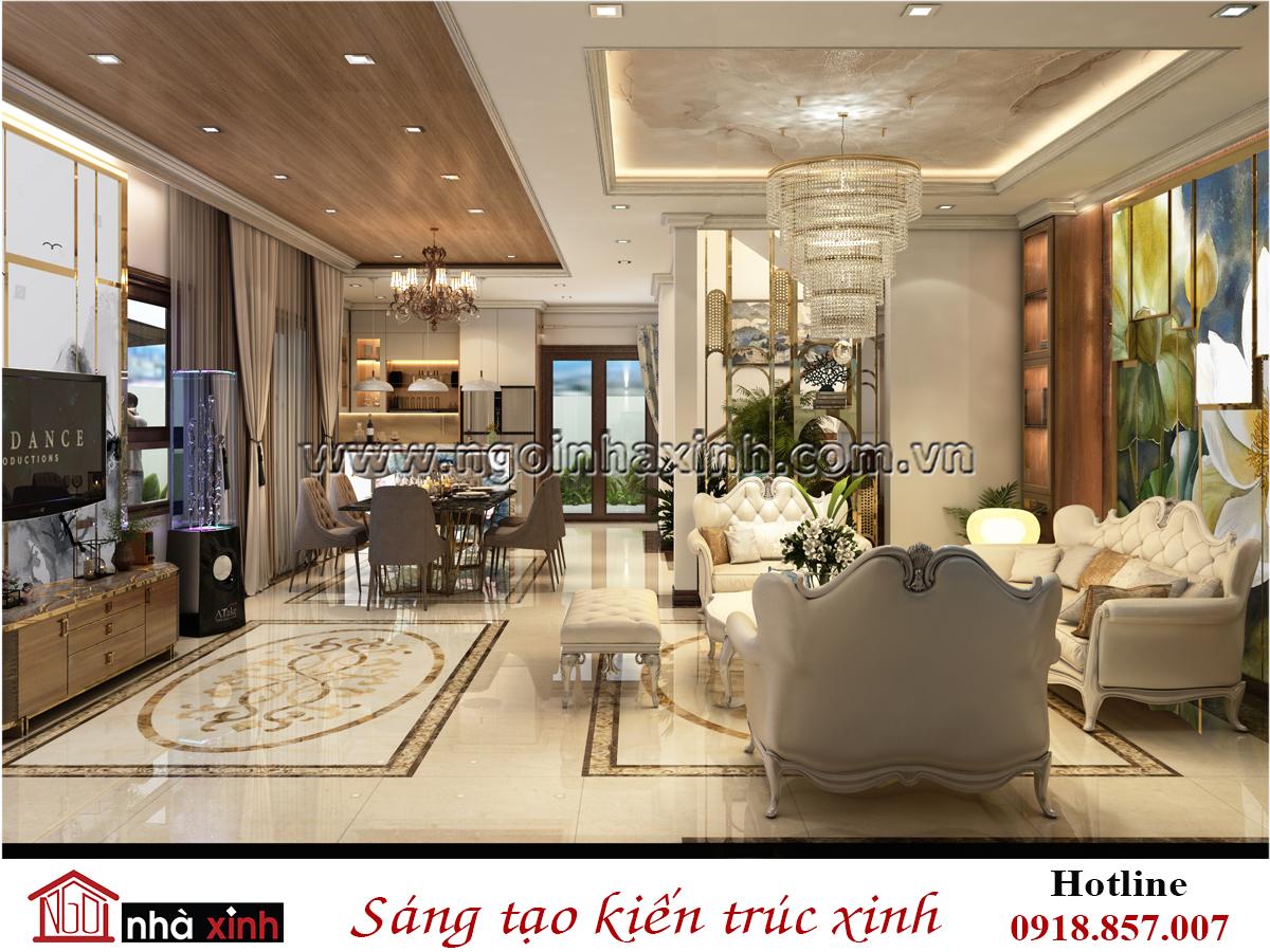 nhà xinh, nội thất luxury, nội thất đẹp