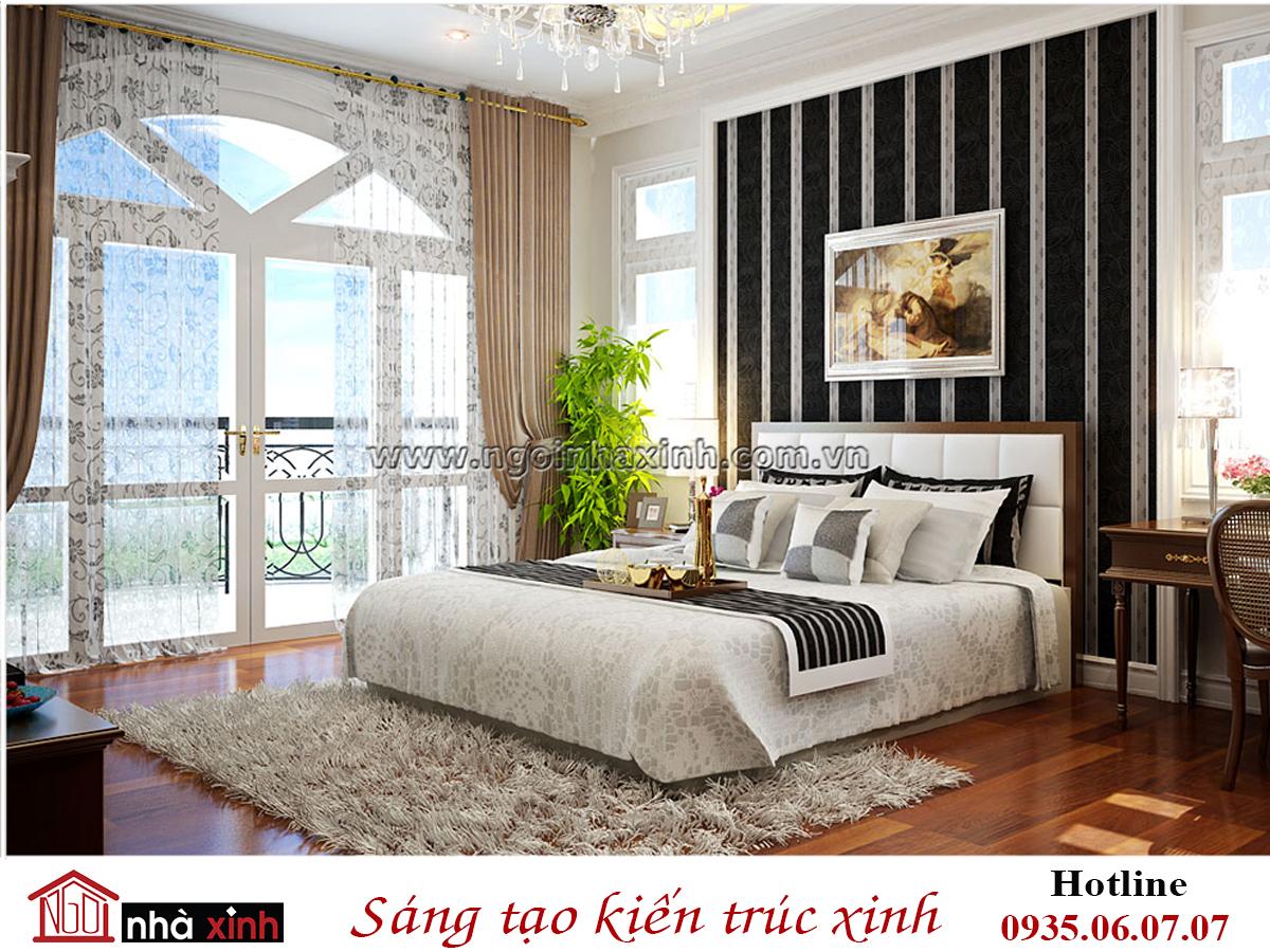 nhà xinh, phòng ngủ đẹp