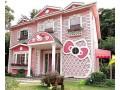 Nhà  đẹp Hello Kitty dễ thương tại Thượng Hải
