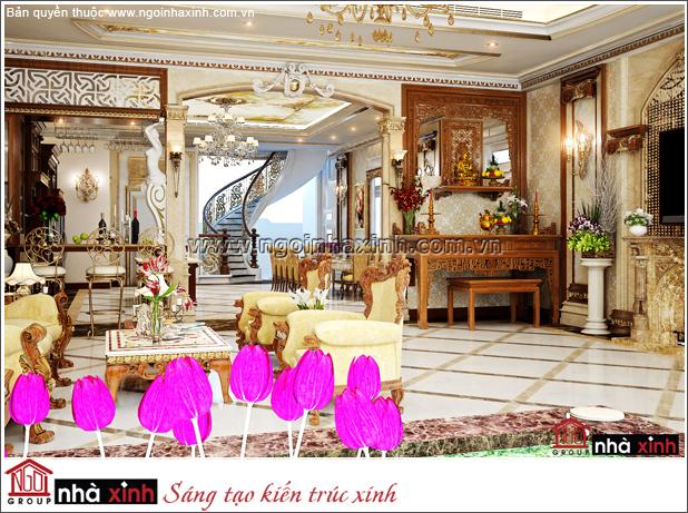 nội thất nhà xinh, nhà xinh, nội thất đẹp, noi that dep, phòng khách đẹp