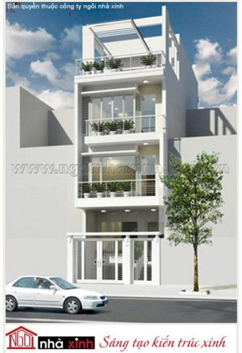 mẫu nhà phố đẹp, nha pho dep, nhà phố đẹp, thiết kế nhà phố đẹp, nhà phố đẹp 3 tầng