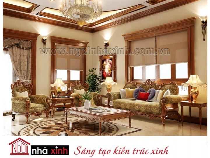 Mẫu nội thất cao cấp NNX-PKCC014