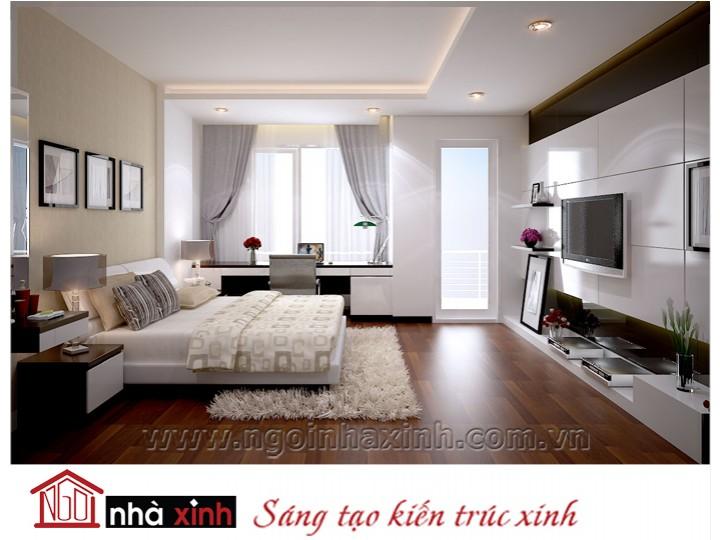 Mẫu nội thất cao cấp phòng ngủ đẹp NNX-PNCC005