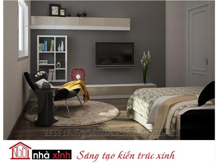 Mẫu nội thất cao cấp phòng ngủ đẹp NNX-PNCC011