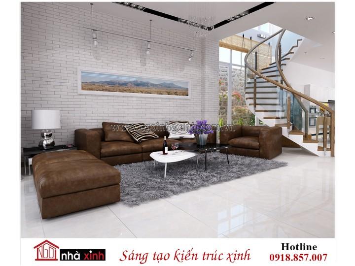 Mẫu nội thất đẹp NHÀ XINH   Hiện Đại   Anh Quang - Phú Quốc   NNX - NT719