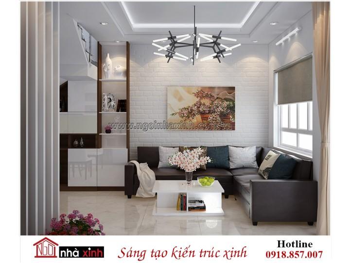 Nội thất nhà xinh | Hiện đại | Nhất Anh | Q9 - Tp HCM  | NNX - NT736