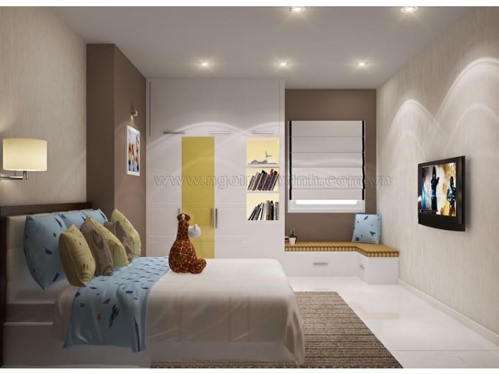 Mẫu Phòng Ngủ Đẹp Xinh Tươi | hiện đại  |Ô. Thao, Q 1| NT.NNX 142
