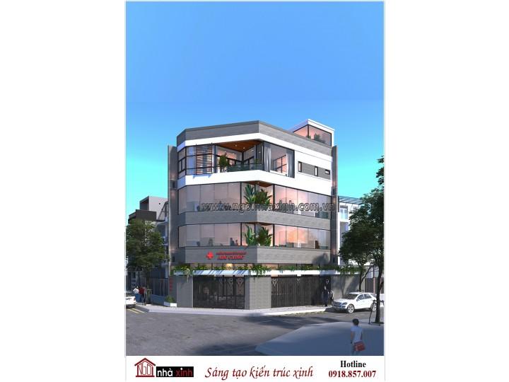 Mẫu Thiêt Kế Nhà Phố Đẹp 2019 |  4 tầng Mặt tiền 5Mx15M l Chị Vân - Phú Mỹ Quận 7 TPHCM