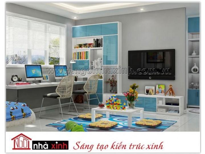 Mẫu thiết kế nội thất đẹp | Hiện đại | Nhà anh Thi | NT-NNX0617