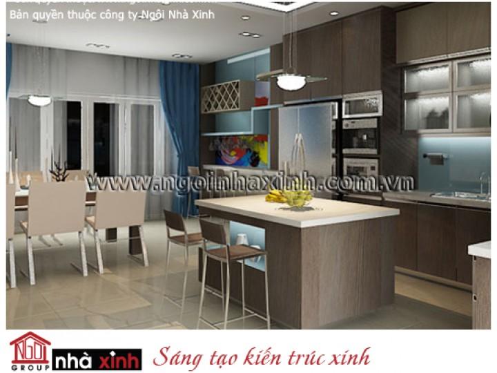 bếp đẹp, nhà xinh, nội thất đẹp