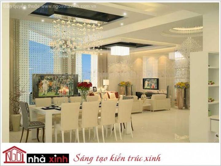 Phòng Bếp & Phòng Ăn Đẹp | Hiện Đại | Anh Xiêm - Quảng Ngãi | NT. NNX089