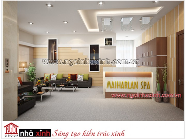 Phòng Khách Đẹp Lung Linh | Hiện Đại |  Q. 1 | NT.NNX068