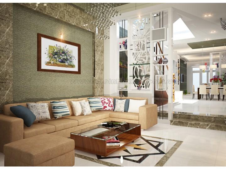 Mẫu Phòng Khách Đẹp | Hiện Đại | Nhà Phố | Q. 2  | NT.NNX153