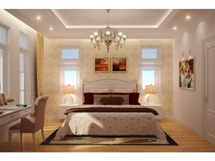 Mẫu Phòng Ngủ Đẹp   cổ điển   Chị Ngọc - Gò Vấp  NT. NNX108