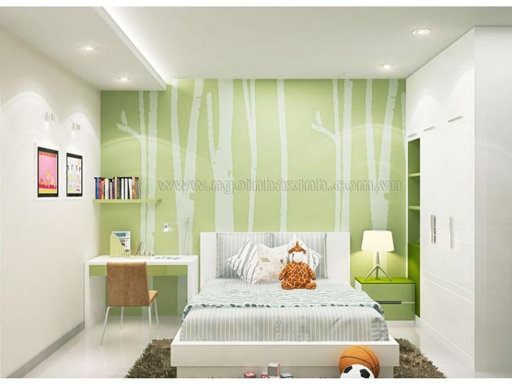 Thiết Kế Phòng Ngủ Đẹp | hiện đại | Anh Hoàng - Bình Dương  | NT.NNX 127