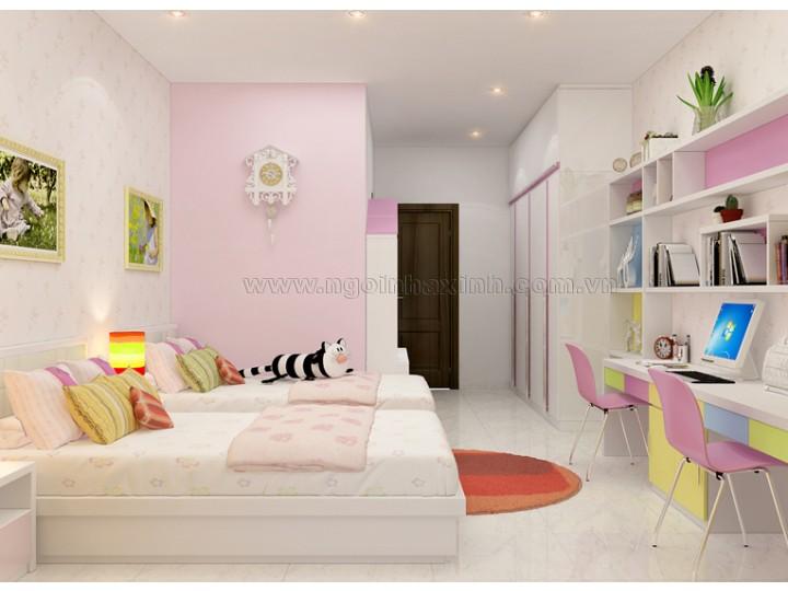 Thiết Kế Phòng Ngủ Đẹp | hiện đại | ấn tượng |  A. Vinh, Q. Tân Phú| NT.NNX 135