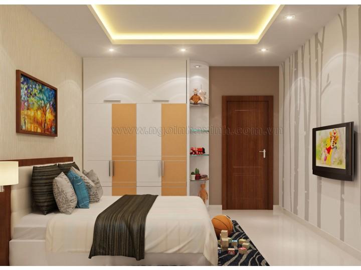 Mẫu Phòng Ngủ Đẹp Xinh Tươi | hiện đại  | Ô. Thao, Quận  1| NT.NNX 142