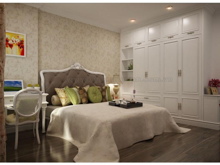 Mẫu Phòng Ngủ Đẹp | hiện đại | Cô Qúy - Quận 5 | NT.NNX043