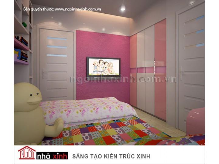Mẫu Phòng Ngủ Đẹp   hiện đại   Anh Hải - Quận 10   NT . NNX045