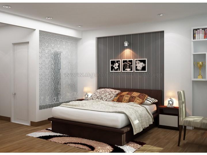 Nội Thất Phòng Ngủ Đẹp | hiện đại | Chị Loan - Quận 8 | NT.NNX129