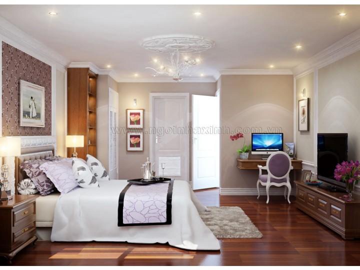 Mẫu Thiết Kế Phòng Ngủ Đẹp | hiện đại | A. Hoàng, Tân Bình| NT.NNX150