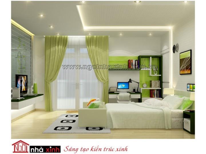 Mẫu Nội Thất Phòng Ngủ Đẹp | hiện đại |Anh Mạnh - Nghệ An | NT. NNX161