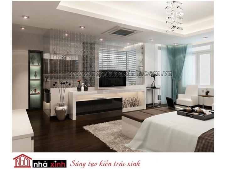 Mẫu Nội Thất Phòng Ngủ Đẹp | hiện đại | Anh Mạnh - Nghệ An | NT. NNX161