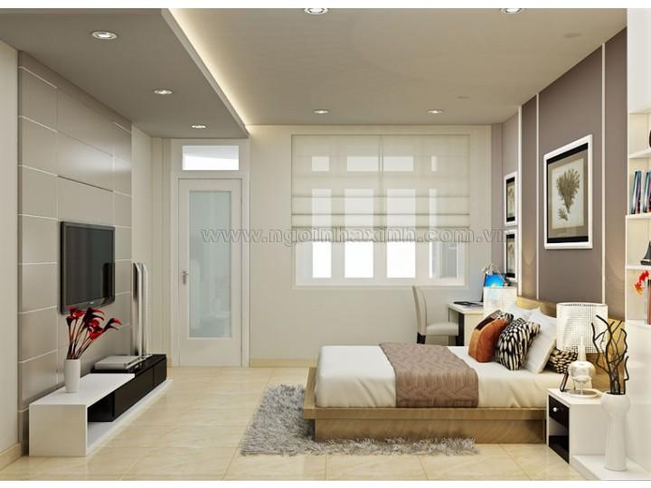 Nội Thất Phòng Ngủ | hiện đại | CĐT: Ô. Nguyễn Thế Ba, Q. 2| NT.NNX153