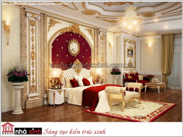 Mẫu Phòng Ngủ Đẹp | Cổ Điển | Tiền Giang | NNX173