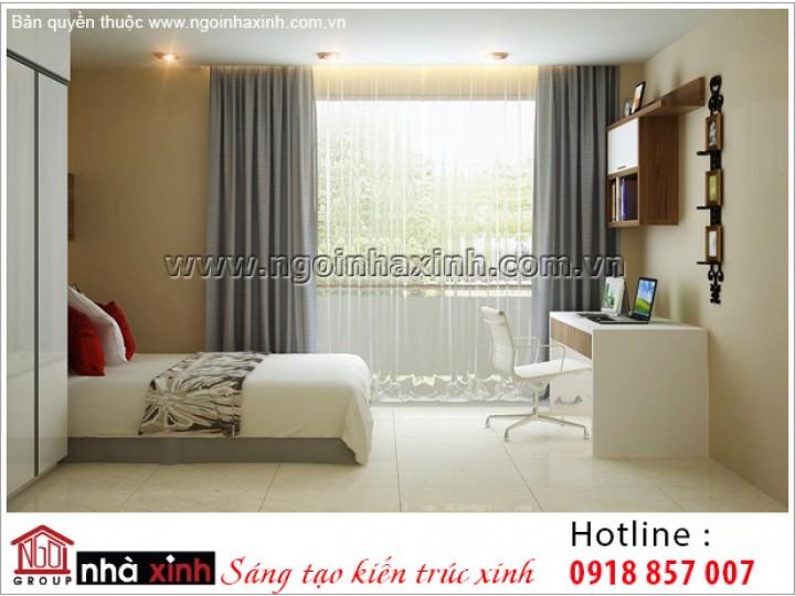 Trang Trí Phòng Ngủ Ấm Áp | Hiện Đại - Bình Thạnh| NT. NNX 183