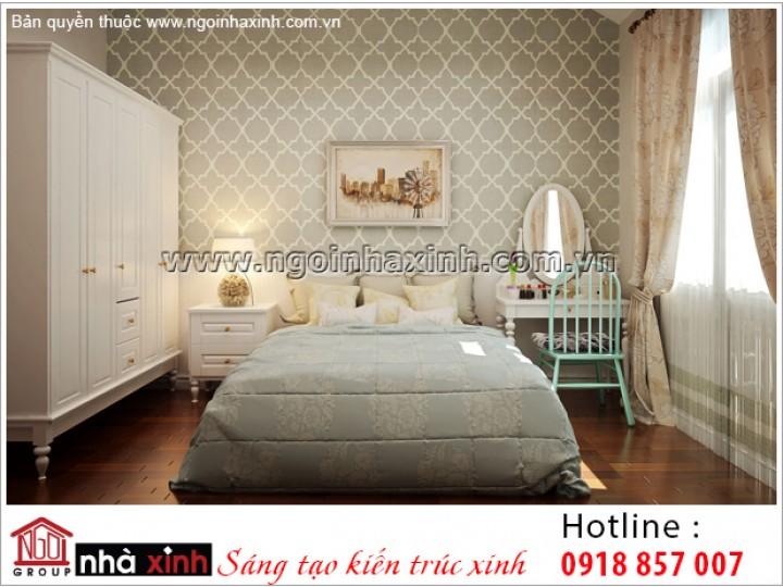 Mẫu Phòng Ngủ Sang Trọng | Hiện Đại - Quận 12 | NT. NNX 182