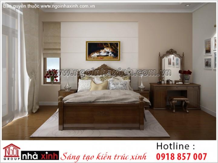 Mẫu Phòng Ngủ Tinh Tế| Hiện Đại | Tân Phú| NT. NNX 190