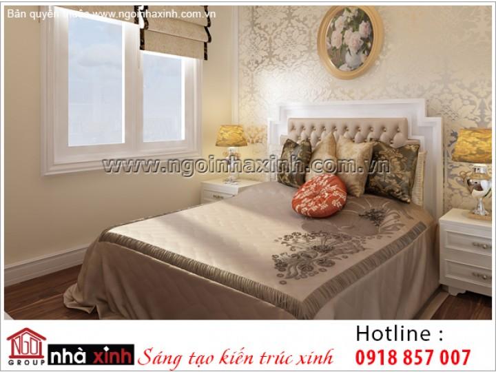 Vẻ Đẹp Hài Hòa Của Mẫu Phòng Ngủ | Tân Cổ Điển - Tây Ninh | NT. NNX 184