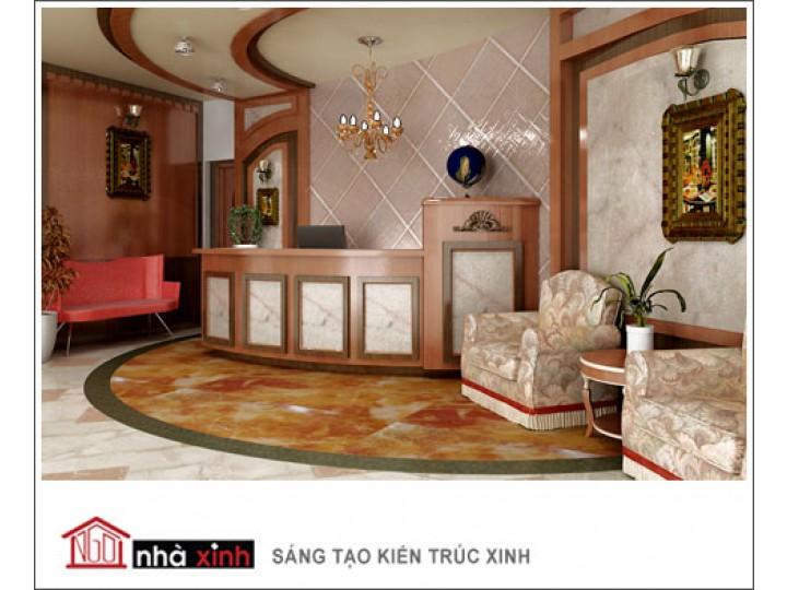Nội Thất Căn Hộ Chung Cư | NNX006