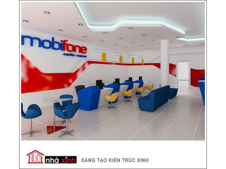 Nội Thất Căn Hộ - Văn Phòng Mobifone | NNX012