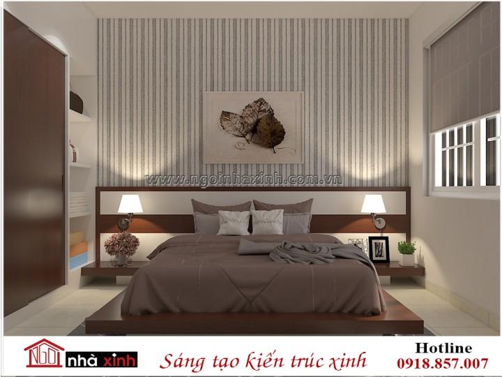 Nội thất nhà phố | Hiện đại | Anh Thịnh - Q8 - Tp HCM | NNX - NT741