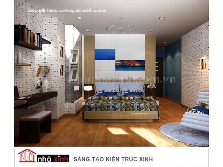 Phòng Ngủ Đẹp   hiện đại   Anh Hải - Quận 10   NT . NNX045