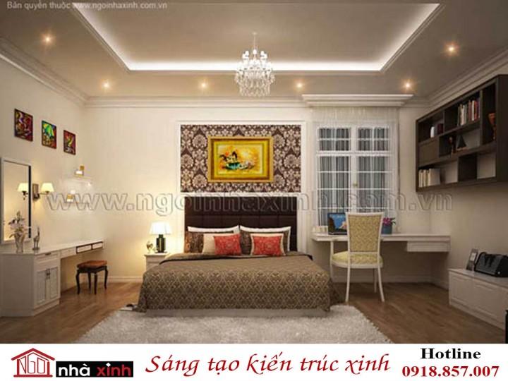 Mẫu Phòng Ngủ Đẹp | Hiện Đại | Chú Quỳnh - Phú Nhuận