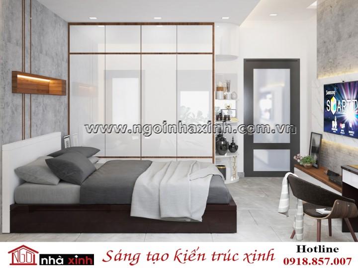 nhà xinh, nội thất đẹp, thiết kế nội thất, phòng ngủ đẹp