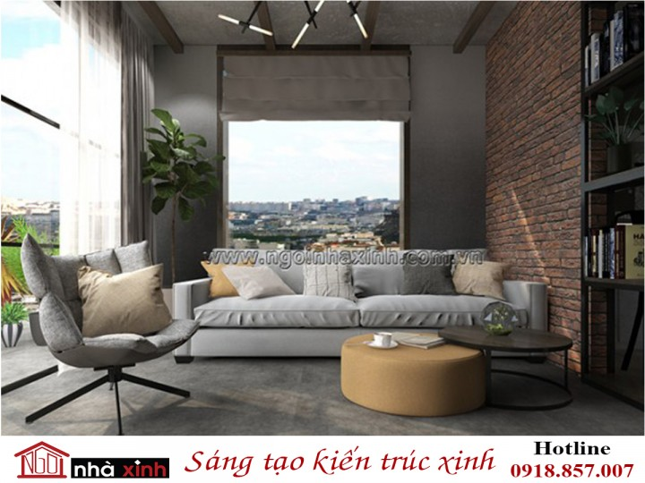 Mẫu nội thất mang phong cách Retro | Hoài cổ | Chị Duyên - Intresco - Binh Dương.
