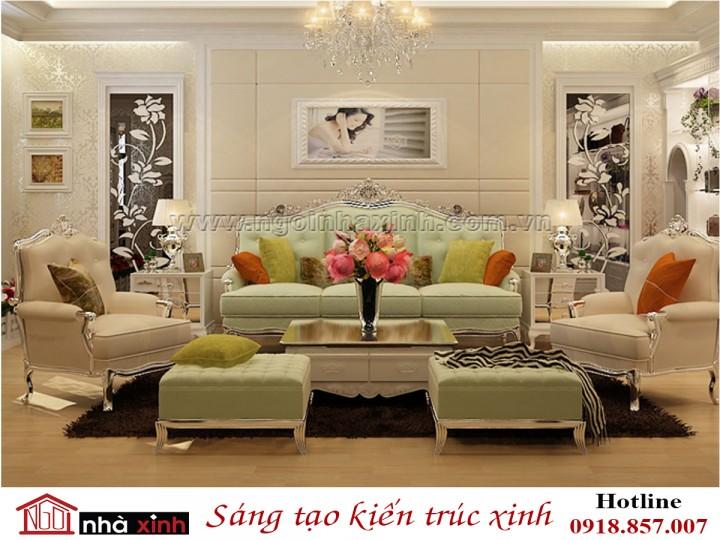 nhà xinh, nội thất đẹp, noi that dep, phòng khách đẹp,