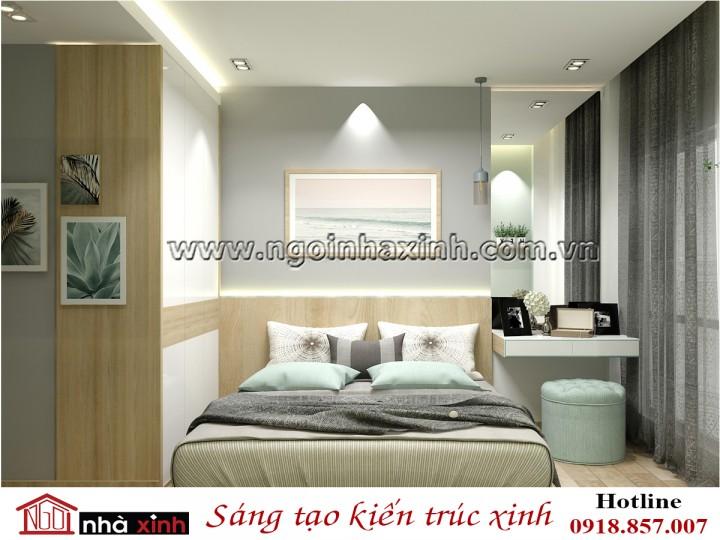 Nhà Xinh | Nội Thất Phòng Ngủ Đẹp | Phong Cách Hiện Đại | Nhà Chị Thoa - Tân Bình