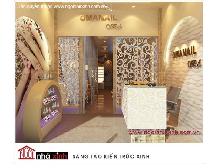 Thiết kế nội thất Spa thân thiện, quyến rũ | NNX010