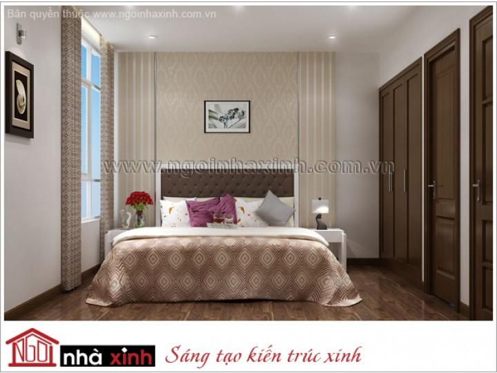 Thiết kế nội thất căn hộ | NTNNX008