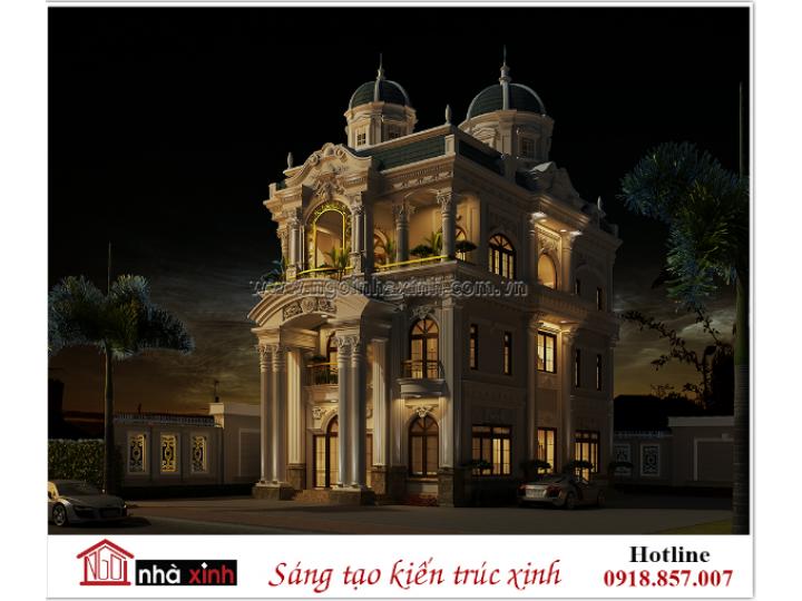 Top 5 thiết kế biệt thự đẹp cổ điển sáng tạo, mới mẻ với mẫu nội thất đáng mơ ước