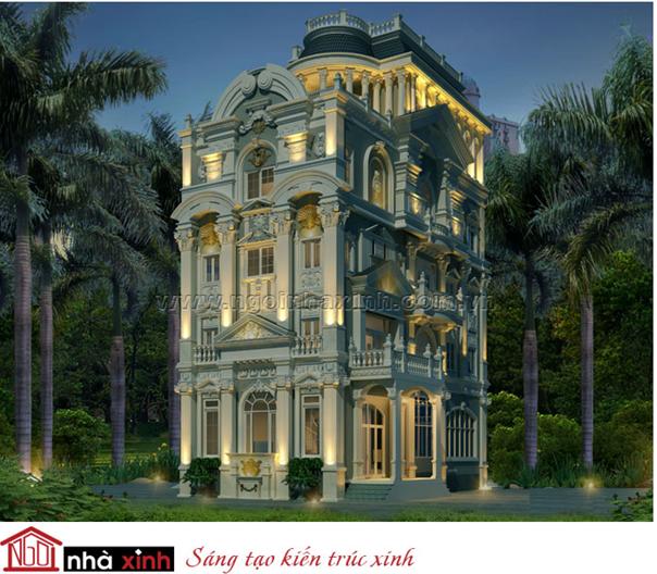 biệt thự đẹp, mẫu biệt thự đẹp, mau biet thu dep, biet thu dep, nhà xinh, ngôi nhà xinh