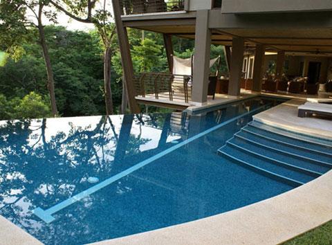 mẫu bể bơi