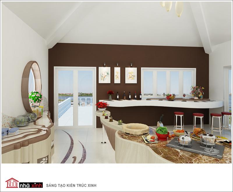 nội thất đẹp, thiết kế nội thất phòng bếp đẹp, nhà xinh, nội thất nhà xinh, ngôi nhà xinh