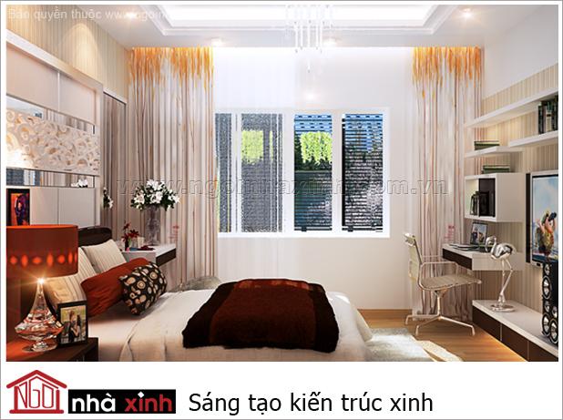 Biet Thu Hien Dai, Biet Thu Vuon
