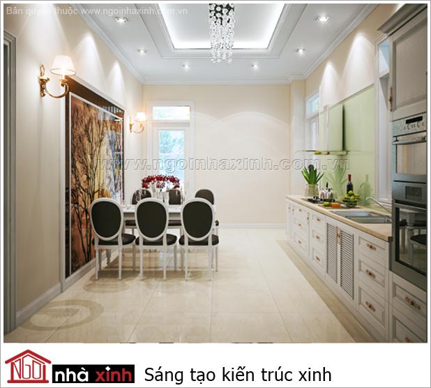 Biet Thu Hien Dai, Biet Thu Co Dien